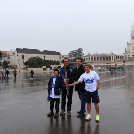 Santuário de Fátima acolheu 6º Corrida e Caminhada pela Paz